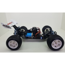 Hyper tt 1/10 truggy Brushless Blanco 4WD